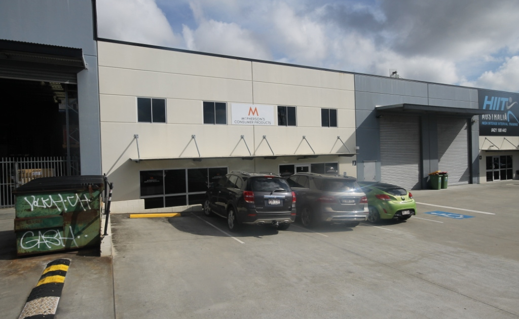 Commercial Industrial Warehouse Property Leased Capalaba