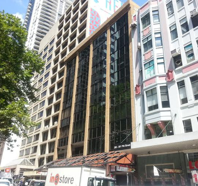 Commercial Retail Property Leased Sydney, NSW GG, Ground