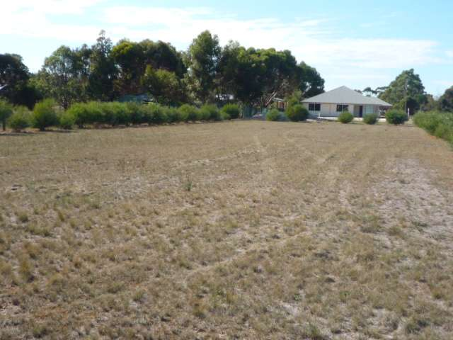 Lot 943 Chauvel Road, KENDENUP, WA 6323
