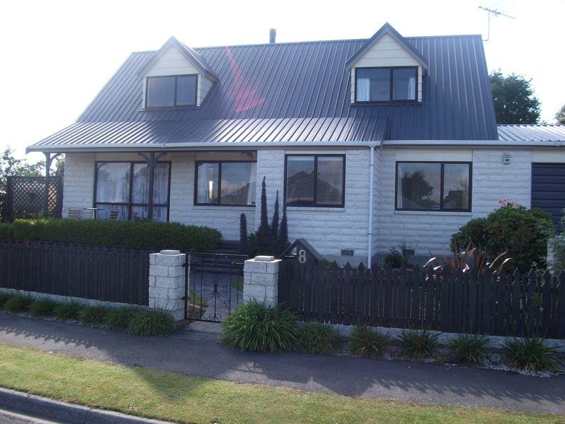 8 Wanaka Place Mairehau Christchurch City Residential
