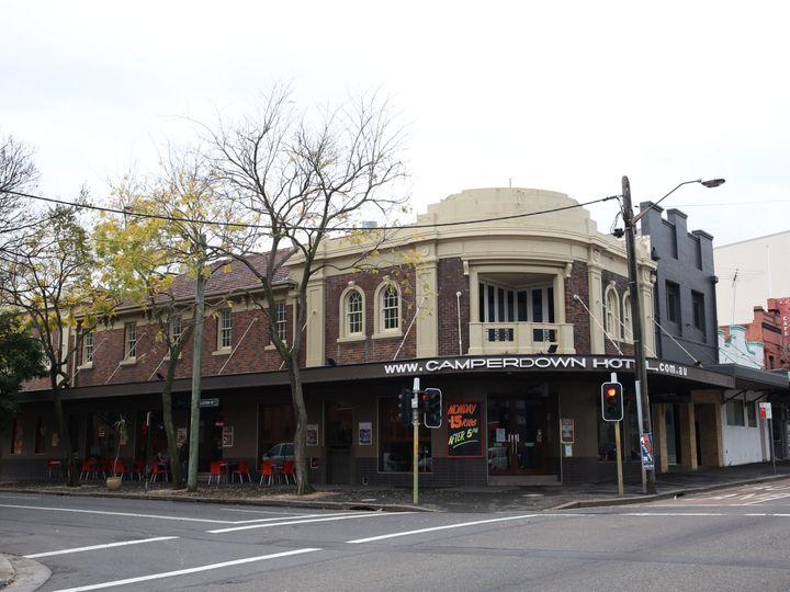 Camperdown 138 Parramatta Road Nsw