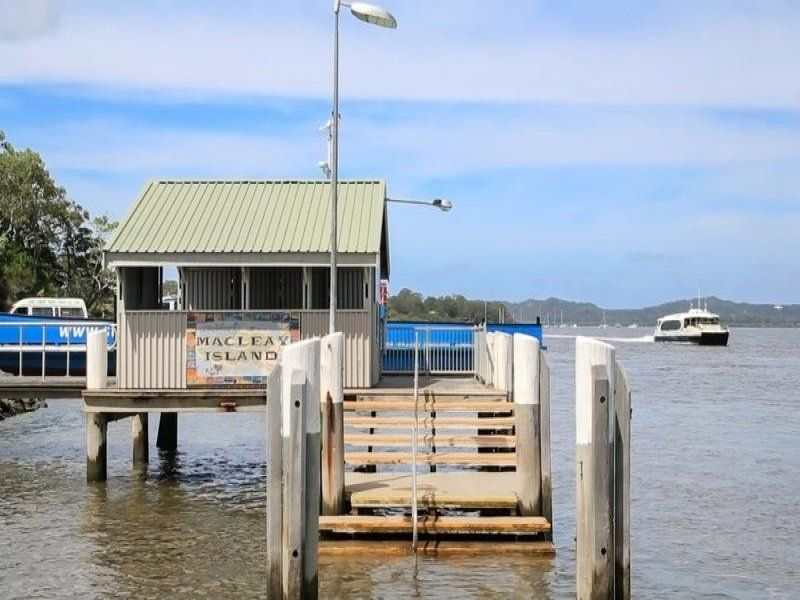 Groovy 46 Calm Waters Crescent Macleay Island Qld Land For Sale Download Free Architecture Designs Rallybritishbridgeorg