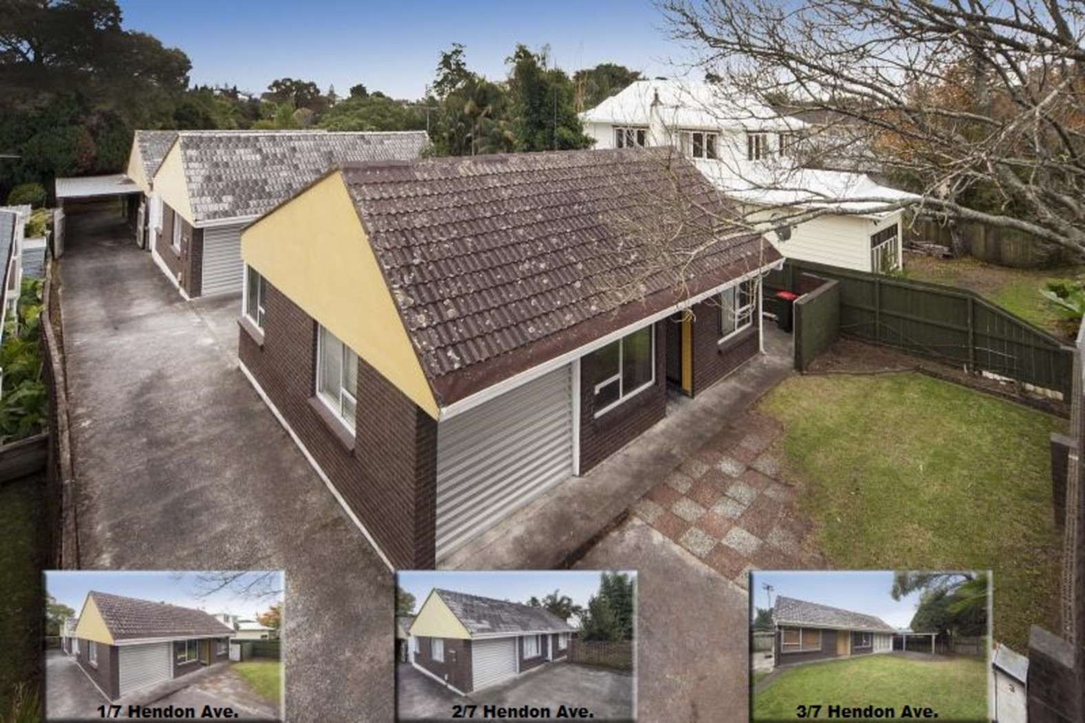 2/7 Hendon Avenue, MT ALBERT, Auckland City 1025