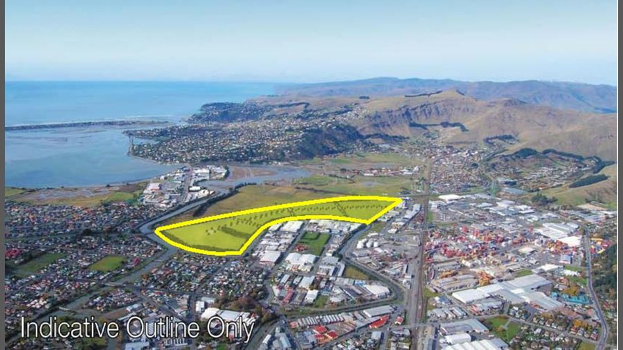 Hillsborough, Christchurch City