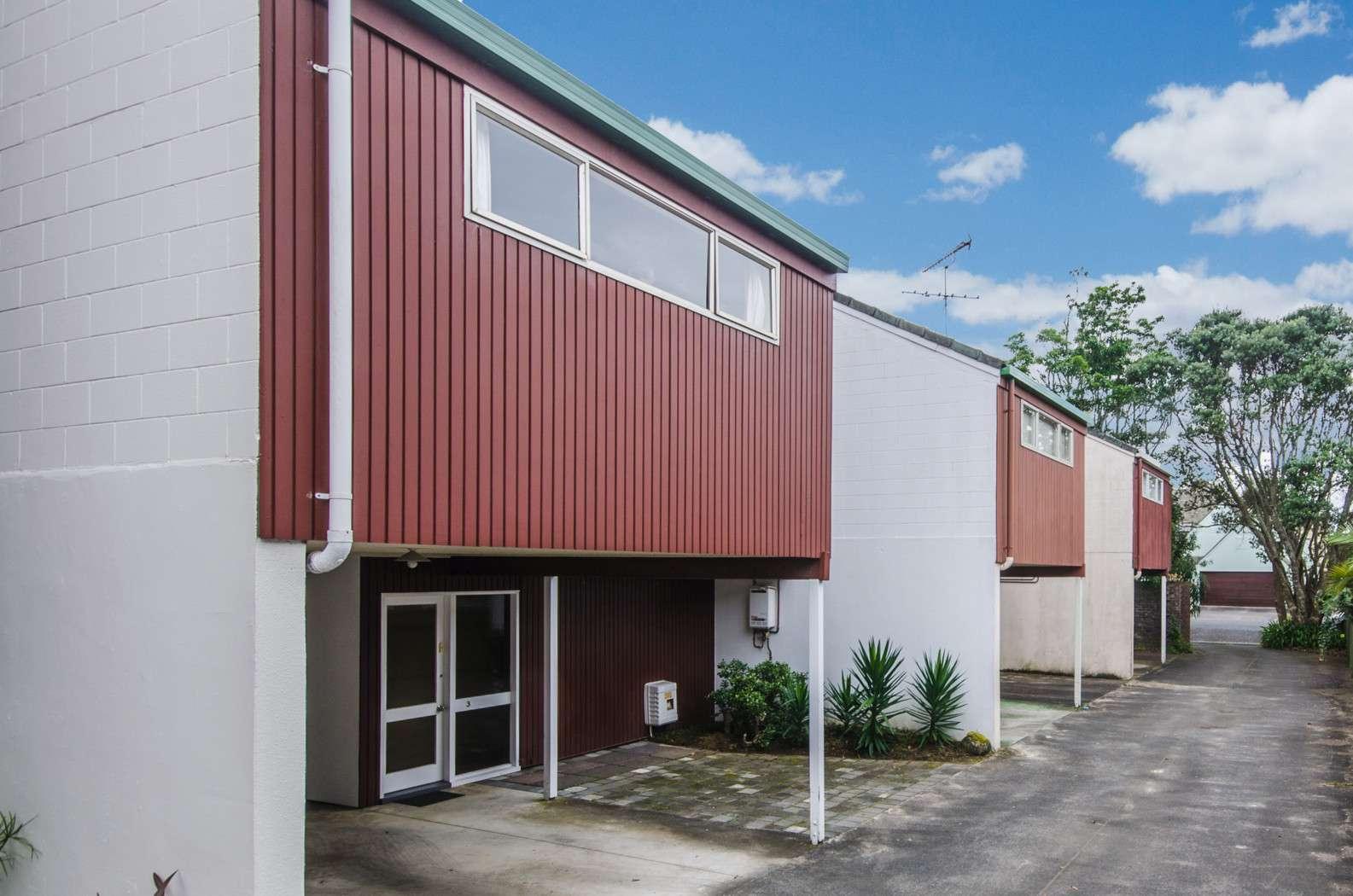 3/31 Speight Road, KOHIMARAMA, Auckland City 1071