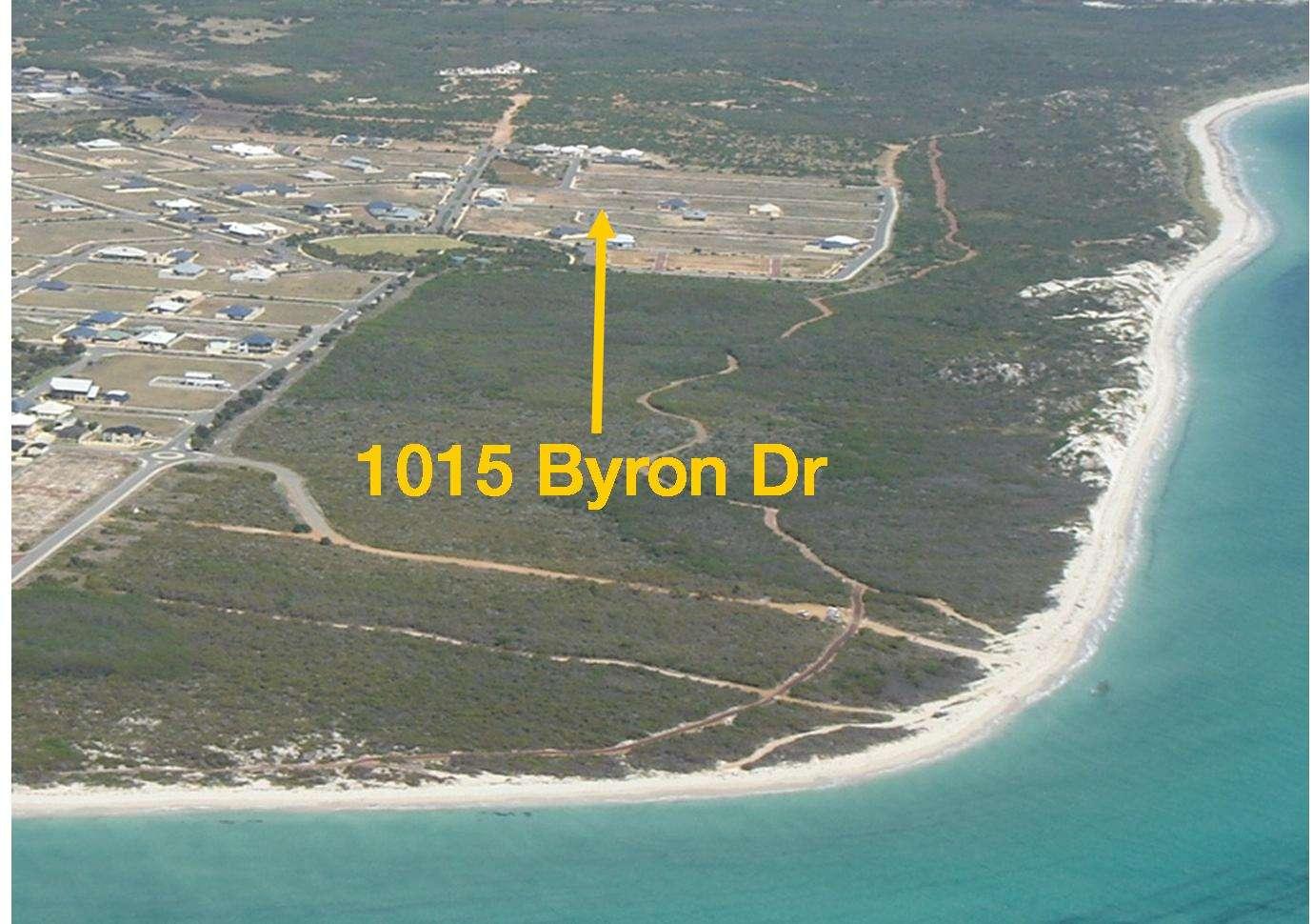 Lot 1015, 9 Byron Drive, JURIEN BAY, WA 6516