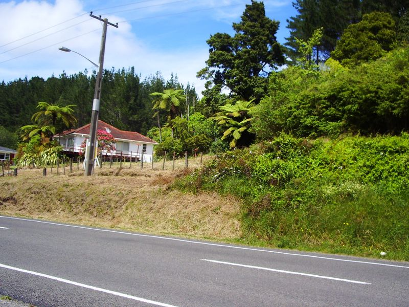 State Highway Build Across My Property