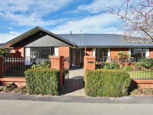 Generous Family Home On Easy Care Site - Avonhead