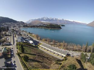 CONSENTED HOTEL - APARTMENT DEVELOPMENT SITE - Queenstown