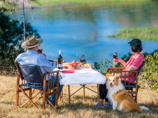 WOW!!! 133 Acres on the Brisbane River .& Just 31 KM from the CBD! - Mount Crosby