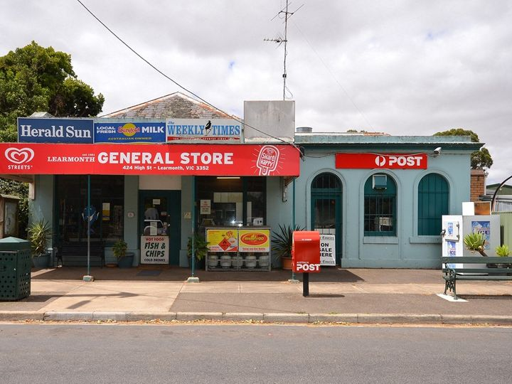 424-426 High Street, Learmonth, VIC