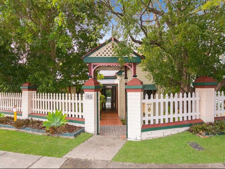 22 Stanley Terrace, East Brisbane, QLD