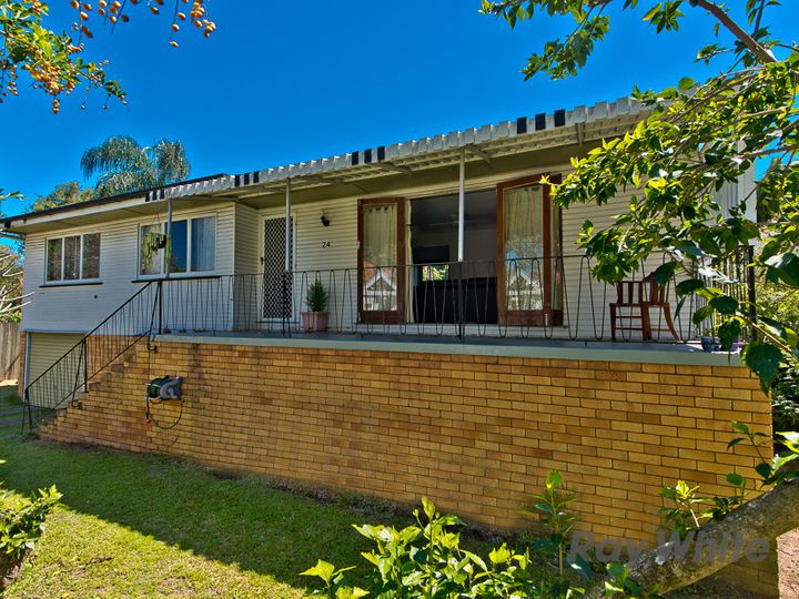 24 Millcan Street, Wavell Heights, QLD