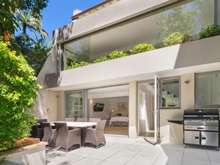 Recently Updated Townhouse in Private Leafy Setting - Woollahra