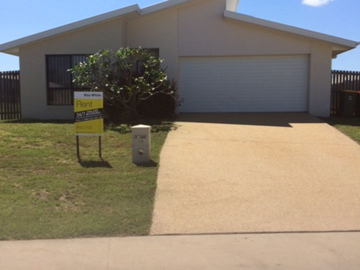 13 Benjamin Drive, Gracemere, QLD
