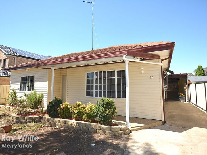 37 Leach Road, Guildford, NSW