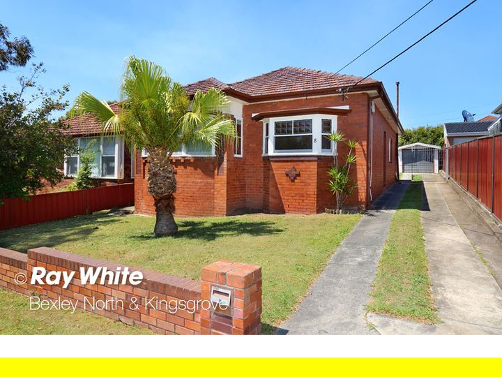 8 Dowsett Road, Kingsgrove, NSW