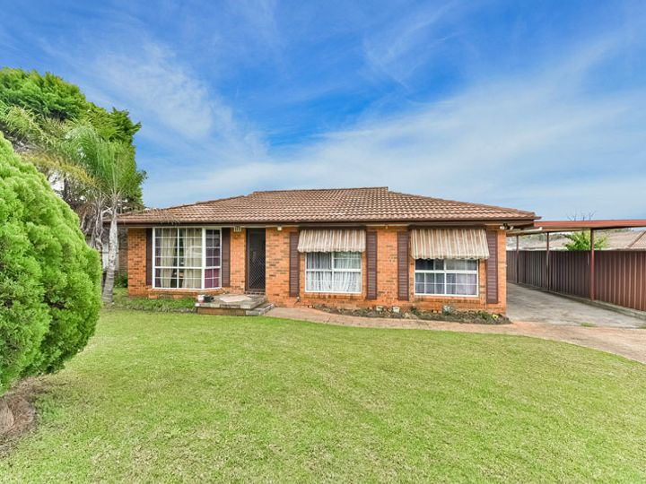 3 Clover Place, Macquarie Fields, NSW
