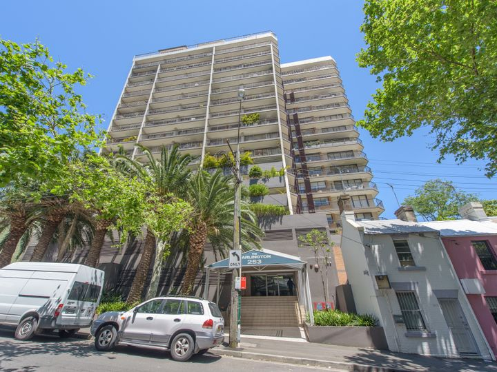 40/251-253 Goulburn Street, Surry Hills, NSW