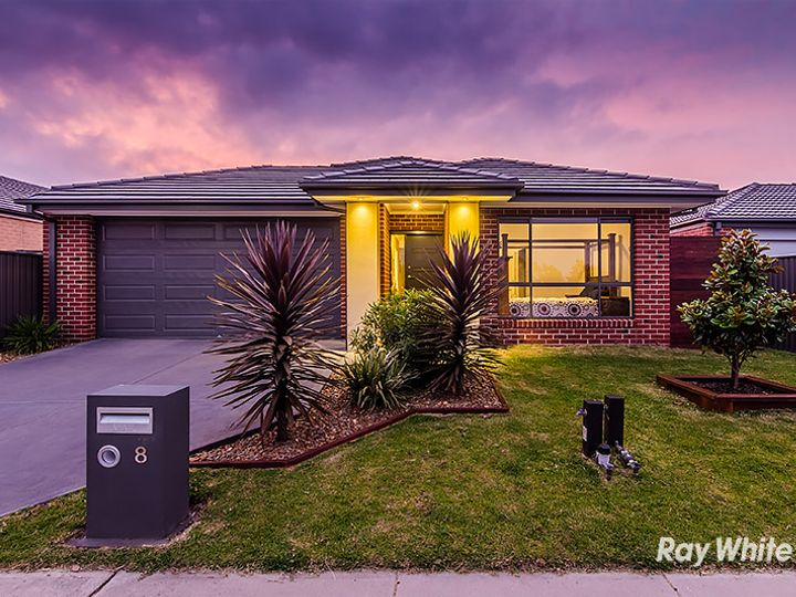 8 Stonebank Grove, Cranbourne East, VIC