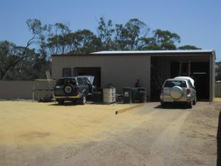 MAN SHED - REDUCED TO SELL - Coorow