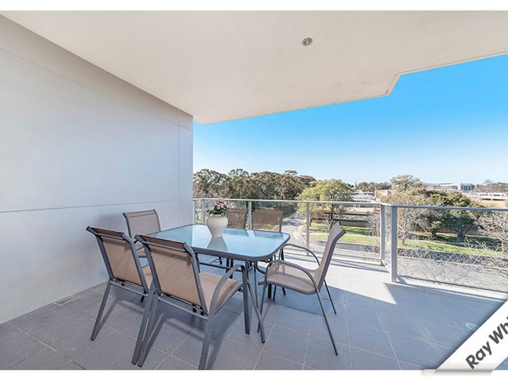 85/15 Coranderrk Street, City, ACT