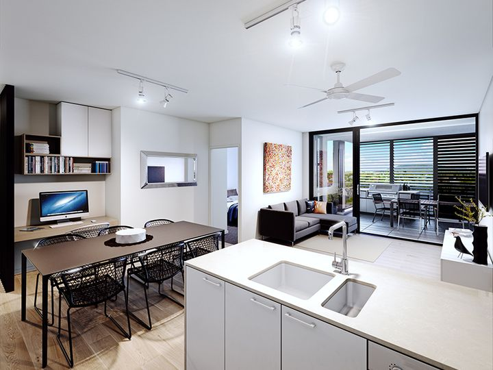 405/30-32 York Street, Indooroopilly, QLD