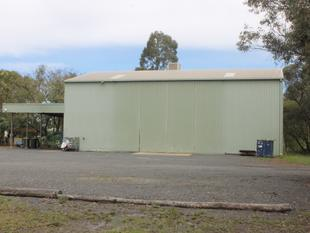 COMMERCIAL SHED FOR RENT - Dalby