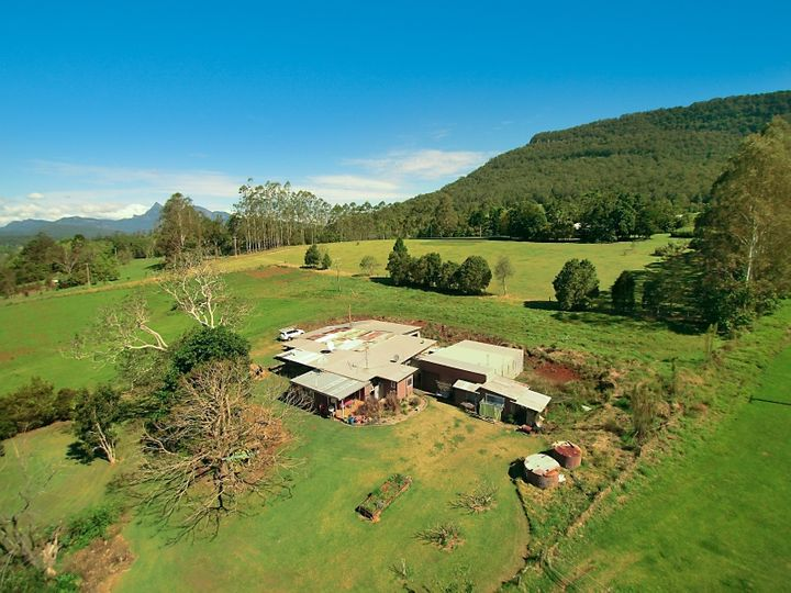 327 Limpinwood Valley Road, Limpinwood, NSW