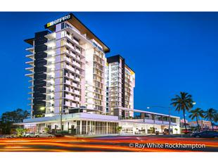 The Perfect Investment or Live-in Unit at The Empire? - Rockhampton City