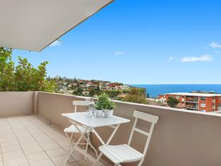 Light Filled Apartment With Elevated Ocean Views - Rose Bay