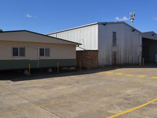 Detached Office/Warehouse Facility - Lytton