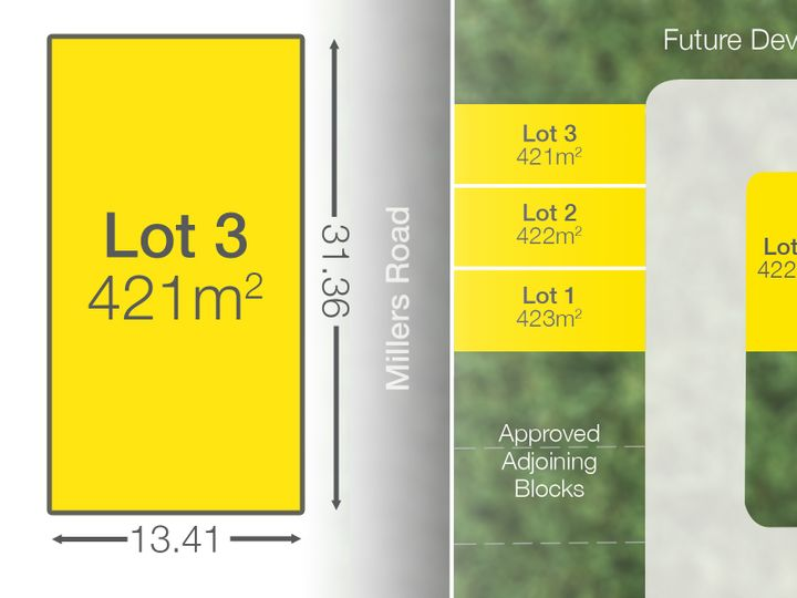 Proposed Lot 3 210-216 Millers Road, Underwood, QLD