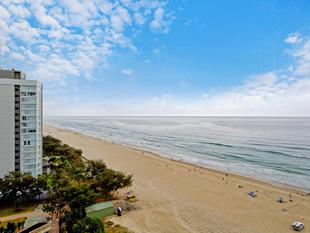 Absolute Beachfront Surfers Paradise Penthouse - Surfers Paradise