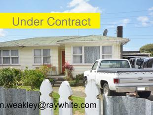 Solid Weatherboard Do Up - Otara