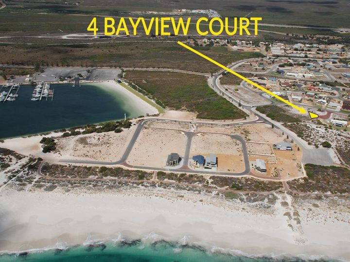 4 Bayview Court, Jurien Bay, WA