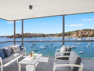 Whole Floor Waterfront Apartment Overlooking Double Bay - Darling Point