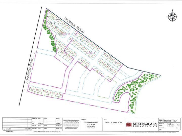 Lot 75 83 Thomas Road, Flat Bush, Manukau City