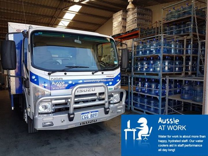 Aussie Natural Spring Water Distribution, Geraldton, WA