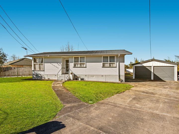 25 Wakefield Road, Favona, Manukau City