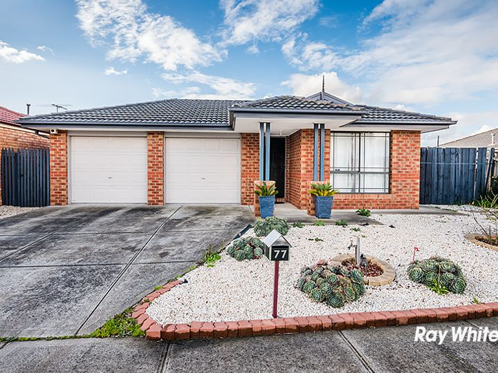 77 Fairhaven Boulevard, Cranbourne West, VIC