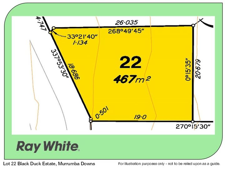 Lot 22 Goodwood Road (Kate Court), Murrumba Downs, QLD