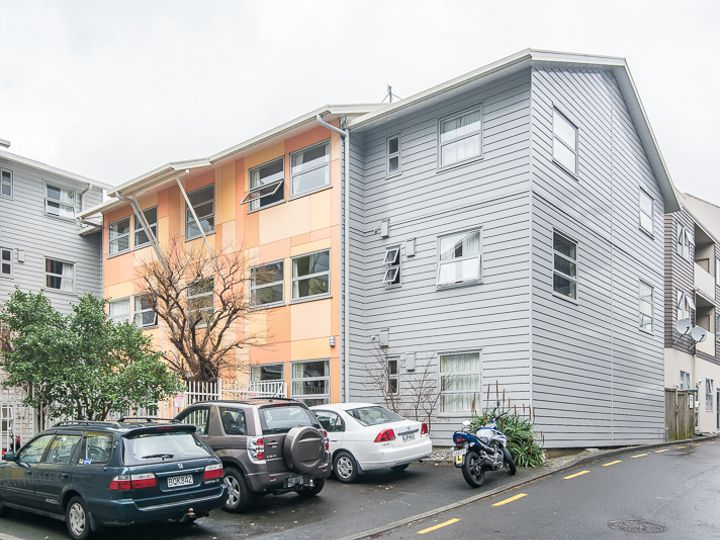 20/19 Drummond Street, Mount Cook, Wellington City