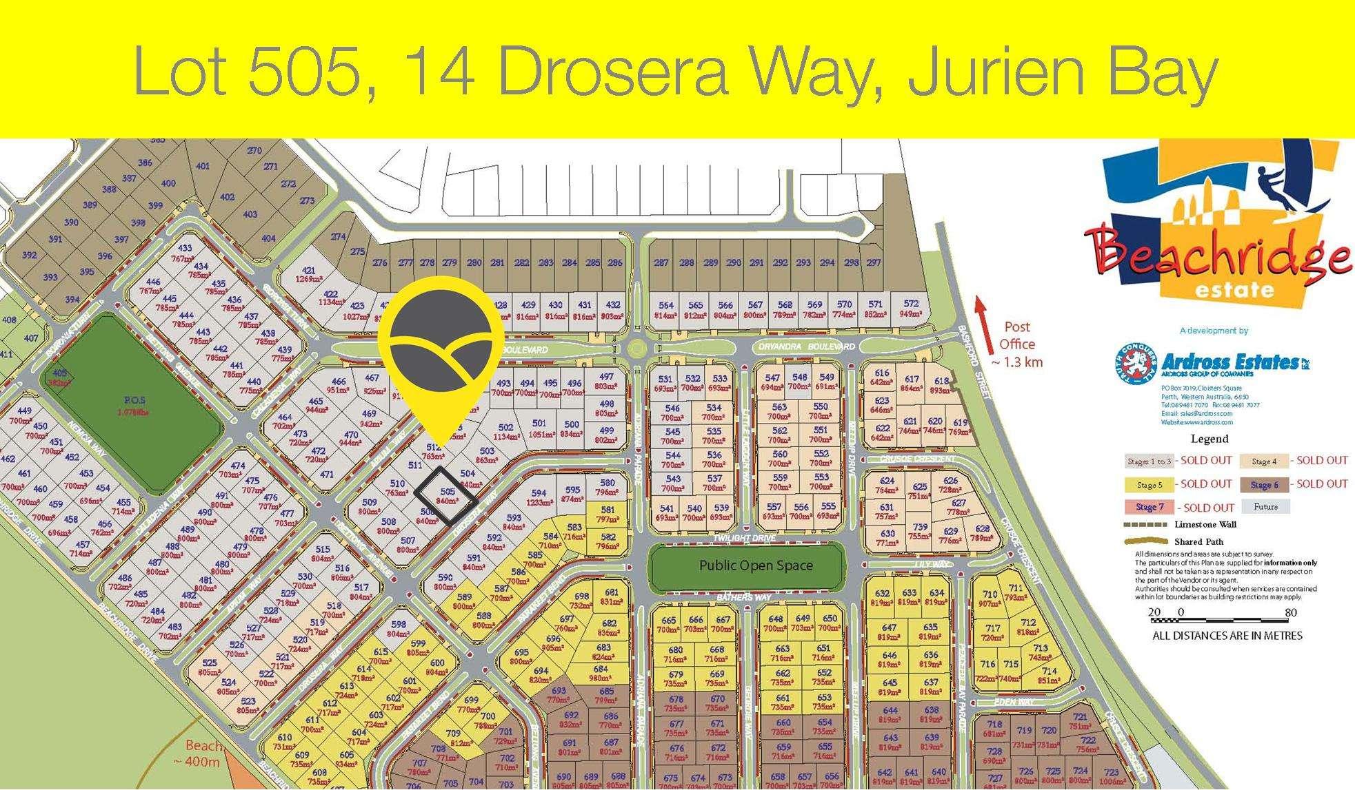 14 Drosera Way, Jurien Bay, WA 6516