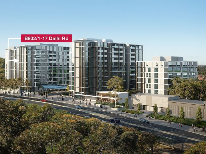 B802/1-17 Delhi Road, North Ryde, NSW