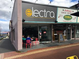 Business For Sale - Electra Cafe Dean Street Albury - Albury