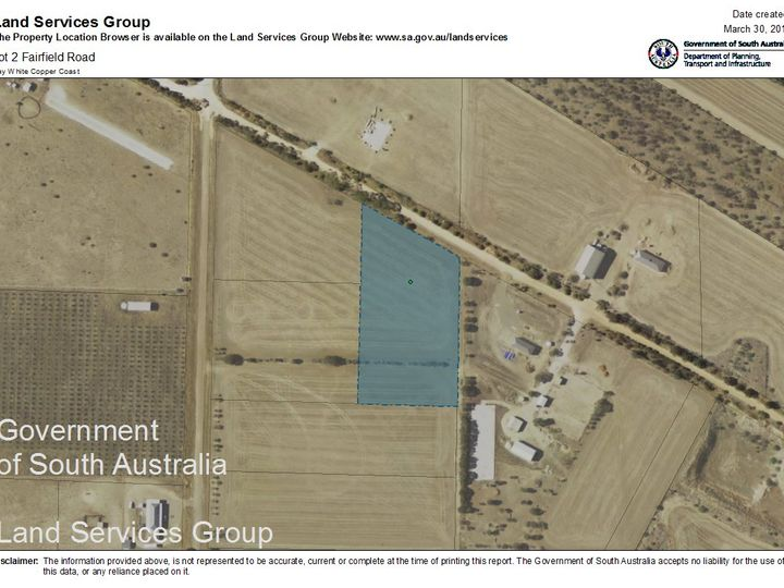 Lot 2 Fairfield Road, Kadina, SA