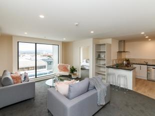 Stunning Penthouse Inner City Apartment - Central - Palmerston Nth