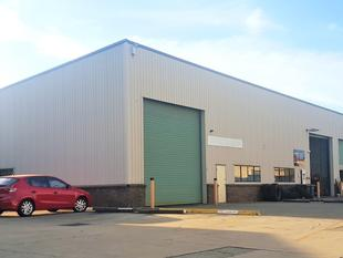 Modern Clearspan Warehouse - Zillmere