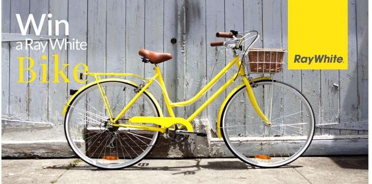 Win a Ray White Bike - News - Ray White Adelaide Group
